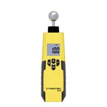 Misuratore di umidità per materiali solidi / dielettrico / senza fili / palmare