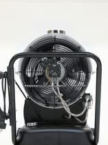 Generatore di aria calda mobile / ad olio combustibile / con camino