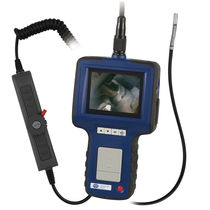 Videoscopio flessibile / a 2 vie / industriale