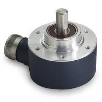 Encoder rotativo incrementale / ottico / ad albero pieno / per uso prolungato