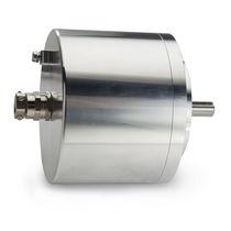 Encoder rotativo incrementale / ottico / ad albero pieno / in acciaio inossidabile