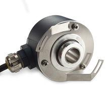 Encoder rotativo assoluto / ottico / ad albero cavo / monogiro