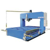 Pressa idraulica / raddrizzatrice / a testa mobile / a ponte