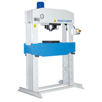Pressa idraulica / raddrizzatrice / di aggraffatura / a doppio effetto