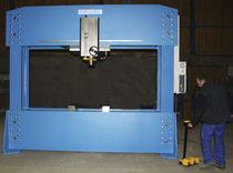 Pressa idraulica / di formatura / IP55 / per la costruzione di barche