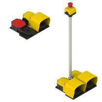 Interruttori a pedale di comando / elettrico / 2 pedali