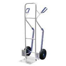 Carrello a mano per il trasporto / in alluminio