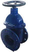 Valvola a saracinesca / con volantini di chiusura / di distribuzione / per acque reflue