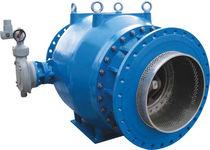 Valvola a spillo / idraulica / di regolazione di portata / per l'acqua
