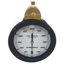 Indicatore di pressione per pompa a fanghi / con quadrante / a pistone