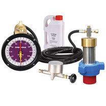 Indicatore di pressione a doppia scala / a membrana