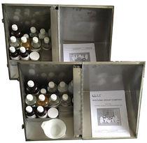 Kit di test di alcalinità / di cloruro / in acciaio inossidabile