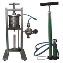 Filtro-pressa per laboratorio / per fango