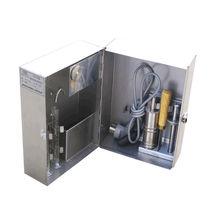 Storta in kit acqua e olio / in acciaio inossidabile / API 8