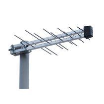 Antenna UHF / a log periodico / direzionale / attiva