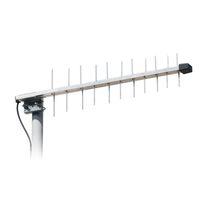 Antenna LTE / WiFi / a log periodico / direzionale