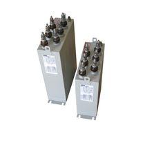 Condensatore a pellicola / incapsulato / di potenza / a bagno d'olio