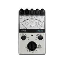 Multimetro analogico / portatile / 600 V / industriale