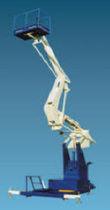 Piattaforma telescopica trainabile / compatta / elettrica
