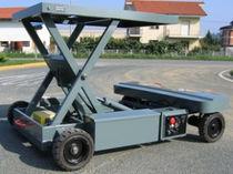 Tavola elevatrice a forbici / idraulica / mobile