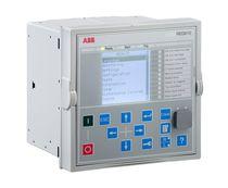 Relè di protezione di fase / per montaggio su pannello / programmabile / digitale