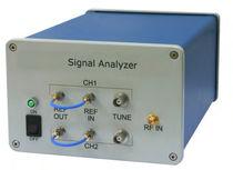 Analizzatore per rete elettrica / di rumore / di qualità di energia / da integrare