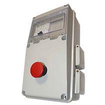Armadio di distribuzione elettrica / a parete / in termoplastici / IP44