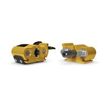 Raccordo dritto / idraulico / in acciaio zincato / multi-connessione