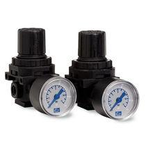 Regolatore di pressione per gas neutro / per aria compressa / monostadio / a membrana