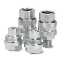 Raccordo ad avvitamento / rapido / dritto / idraulico