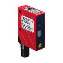 Sensore di distanza ottico / rinforzato / a uscita analogica / compatto