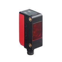 Sensore fotoelettrico a barriera / rettangolare / infrarosso / LED
