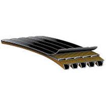 Cinghia di trasmissione trapezoidale / in acciaio / per applicazioni pesanti / di aramide