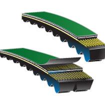 Cinghia di trasmissione dentata / trapezoidale / in elastomero / ad uso industriale
