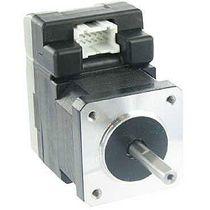 Motore passo-passo / di fase / 48V / con encoder e driver integrati
