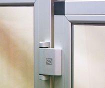 Cerniera in alluminio / laterale / avvitabile / 180°