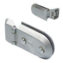 Cerniera in acciaio inossidabile / invisibile / avvitabile / da saldare