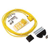 Interruttore in poliammide / in acciaio inossidabile / con sensore magnetico / elettromeccanico