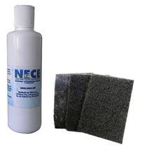Detergente abrasivo / biodegradabile / per alluminio anodizzato