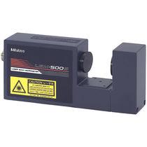 Micrometro a scansione / laser / per esterni / senza contatto