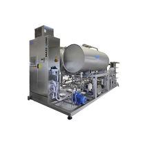 Mescolatore dinamico / continuo / per bevande / per l'industria agroalimentare