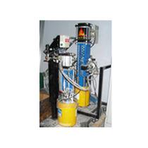 Colla al silicone / bicomponente / per alta temperatura / industriale