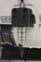 Tastatore di misura / 3D / per macchina utensile / compatto