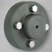 Giunto ad uso industriale / in acciaio / con flangia