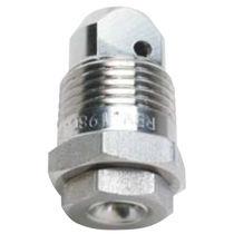 Ugello di polverizzazione / a cono vuoto / per liquidi / in acciaio inossidabile