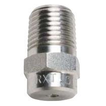 Ugello atomizzatore / a cono vuoto / ad aria / in acciaio inossidabile