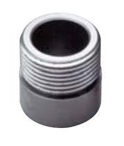 Nipplo in acciaio inossidabile / filettato / saldato