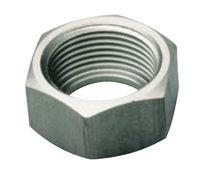 Controdado esagonale / in ottone / in acciaio inossidabile