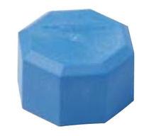 Tappo di protezione filettato / a testa esagonale / in termoplastica
