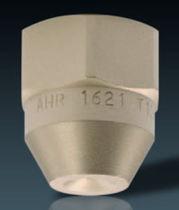 Ugello di polverizzazione / a cono pieno / ad acqua / in acciaio inossidabile